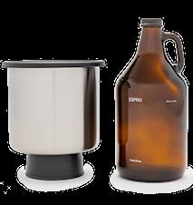 Cold Brew kaffekit 1,9 L Stål