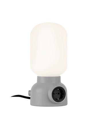 Plug Bordslampa Grå