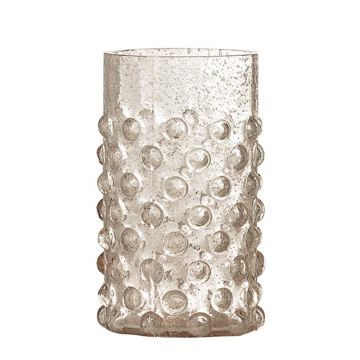Freja Vattenglas Rose Återvunnet Glas