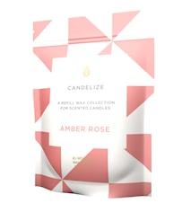 Doftljus refill Amber Rose 300g