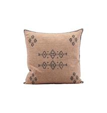 Tyynynpäällinen Inka 50x50 cm - Rosa