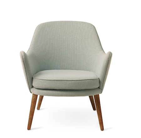 Dwell Lounge Chair Light cyan Merit