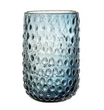 Vase Granny - Blå 10x16 cm