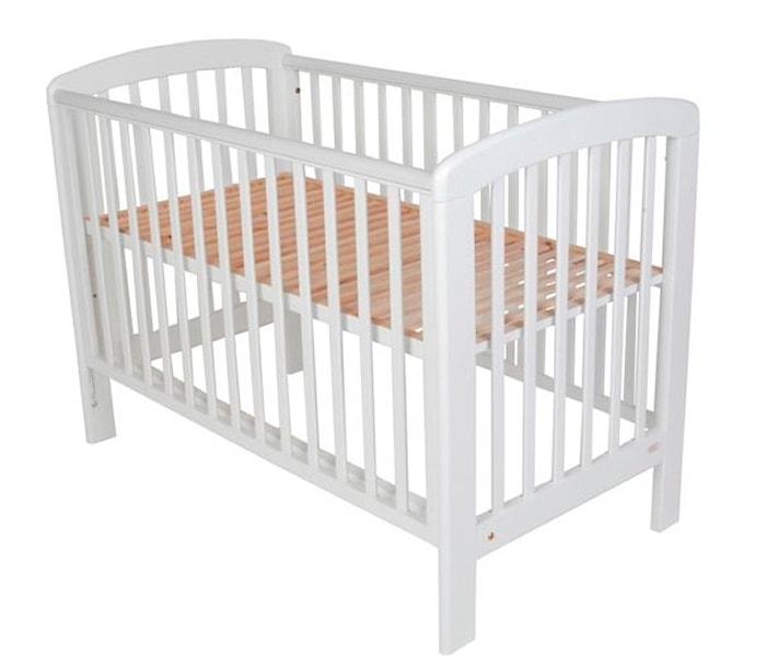 Lux säng 60x120 vit