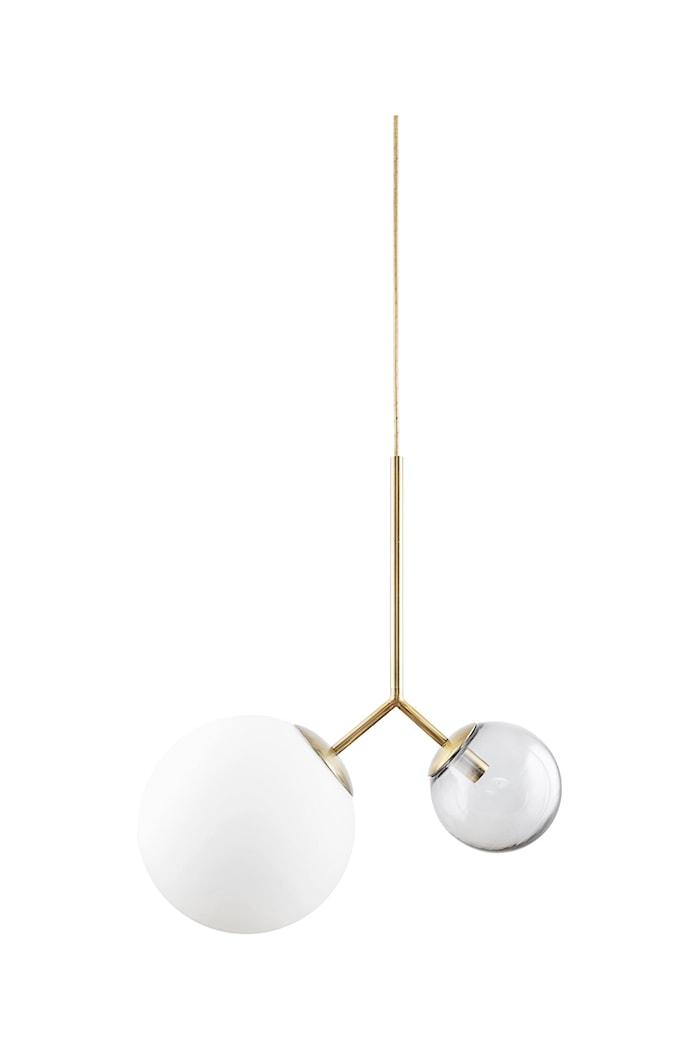 Taklampe Twice - Grå