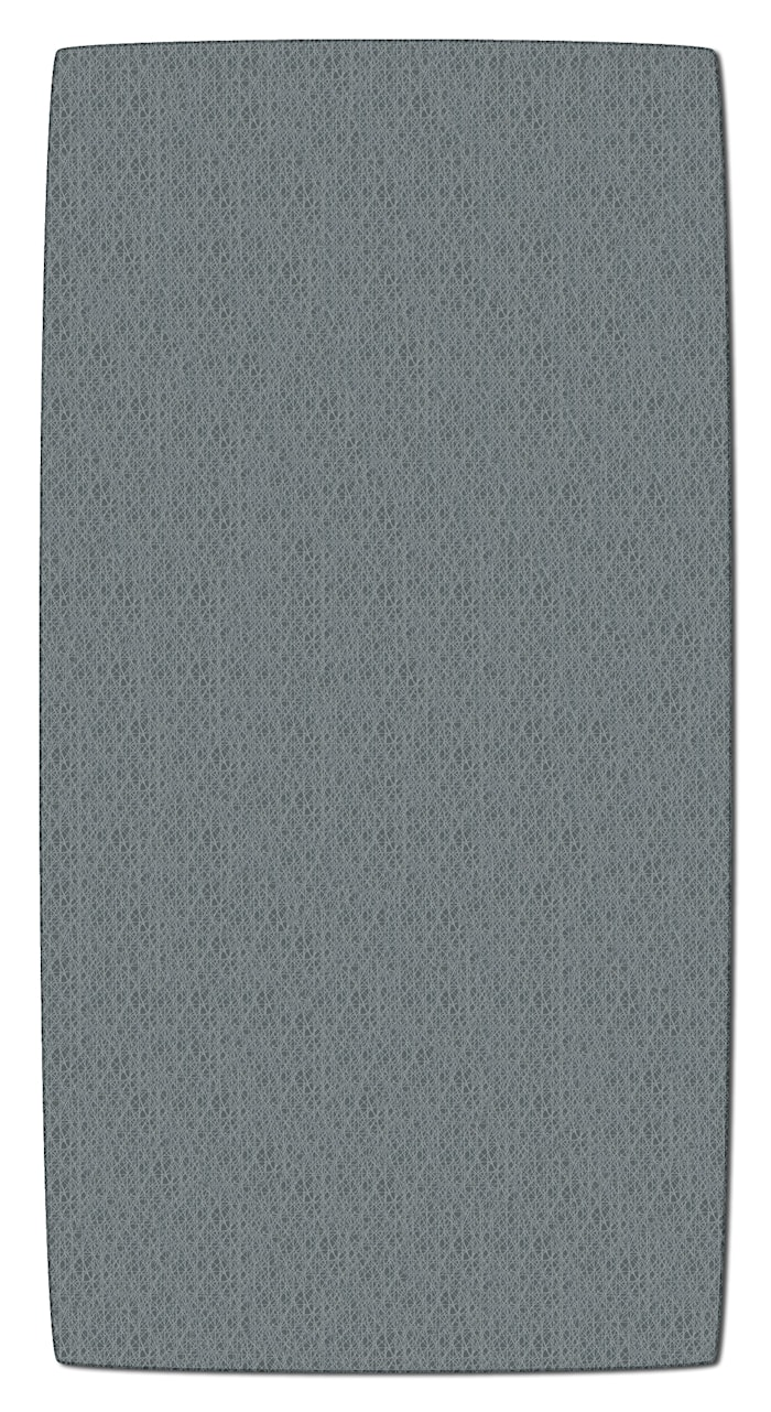 Perstorp 180 spisebord - Virrvarr/svart