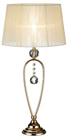 Christinehof Bordslampa Guld