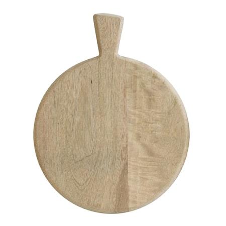 Serveringsbricka  i Mangoträd 29 cm