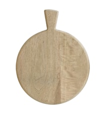 Serveringsbakke i Mangotræ 29 cm