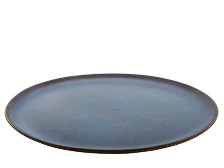 Raw Middagstallrik 28 cm Midnight Blue