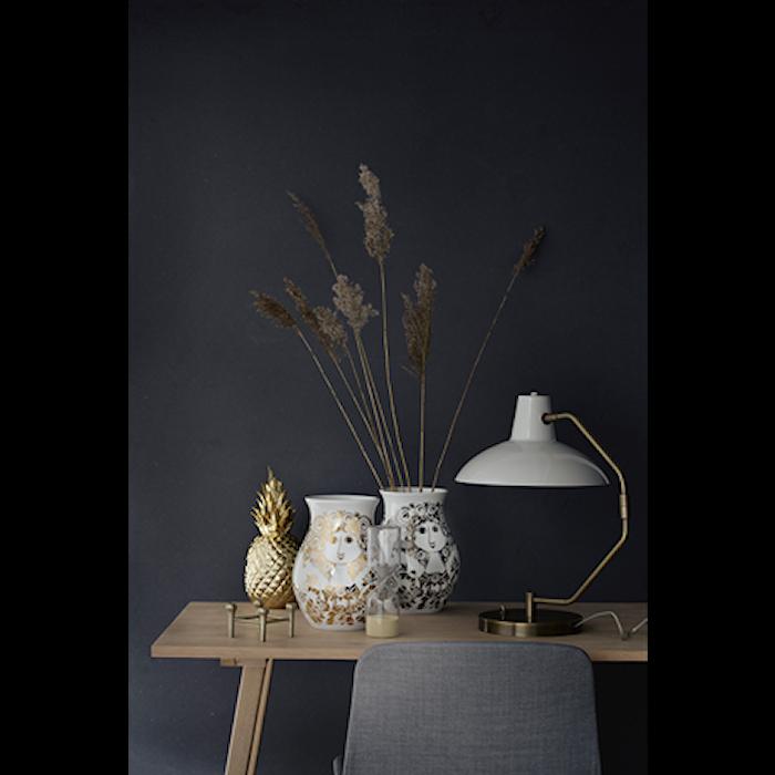 Rosalinde Vas silver H26