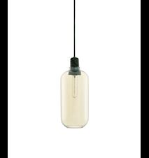 Amp Lampa Guld/Grön Large