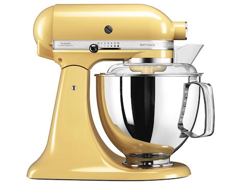 Billede af Artisan 175 Køkkenmaskine 4,8 liter Gul