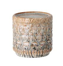 Kerzenhalter Multi-Color Terrakotta 10 cm