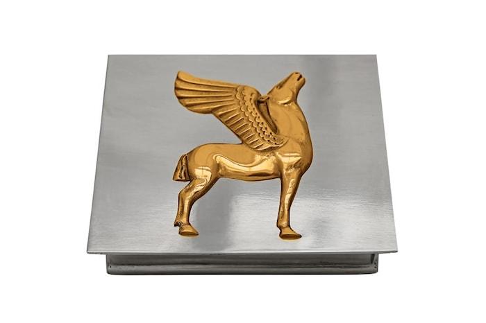 Pegasus tenn guld ask