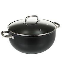 8L Pot with lid