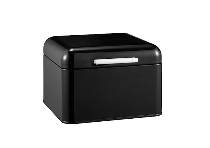Boîte à pain noire Bella