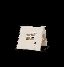 Mini Tält  Ladybird Broderad Natural