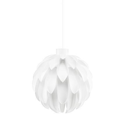Norm 12 Lampa Vit XL