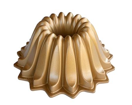 Bakform Lotus Bundt Pan Guld