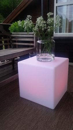 Skyfall LED kuutio