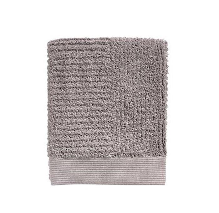 Zone Classic Handduk Grå 70 x 50 cm