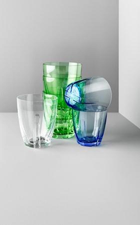 Bruk Grønn Drikkeglass Liten 2-pakk