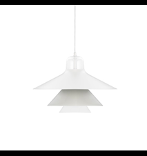 Ikono Lampa Grå Large