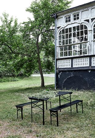 Nordal trädgårdsset - Large