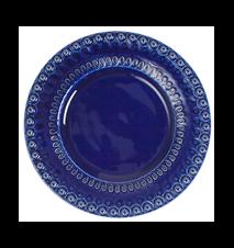 DAISY Middagstallrik Mörkblå 29 cm