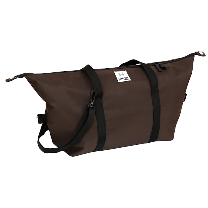 Multi-handväska Stor Mörk Brons