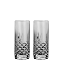 Dark Highball Glas 37 Cl 2-pack