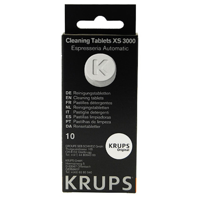 Espresso Cleaning Tablets