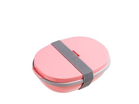 Ruokalaatikko Elipse Rosti Pink