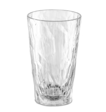 Club No. 6 Crystal Longdrinkglas 300 ml Klar