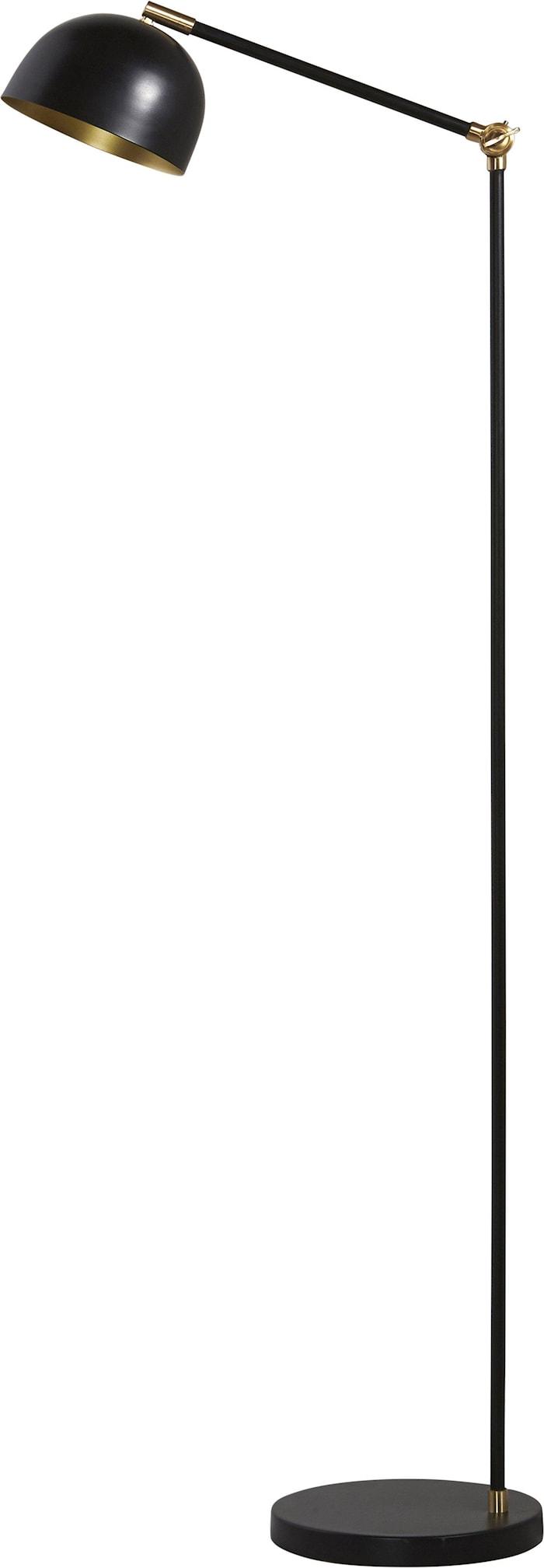 Brighton Golvfot Svart 123-154cm