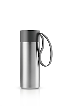 To Go Thermos-Becher Grau