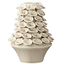 Vase Stina 17cm Beige