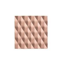 Origami Wave Grytunderlägg Nude