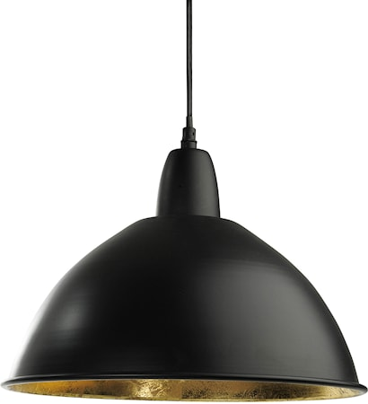 Classic Taklampa Svart 35cm