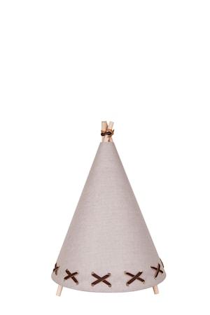 Bordslampa Tipi beige