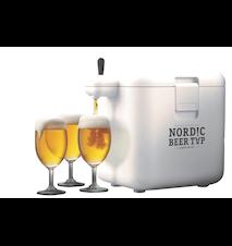 Nordic Beer Ölkran, 6 burkar