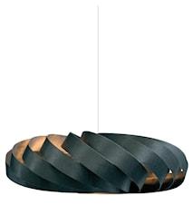 TR5 taglampe - Birk/sort