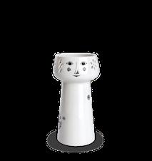 Flowerhead Hyasinttimaljakko 15 cm Valkoinen