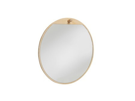 Tillbakablick spegel björk Ø 500 mm