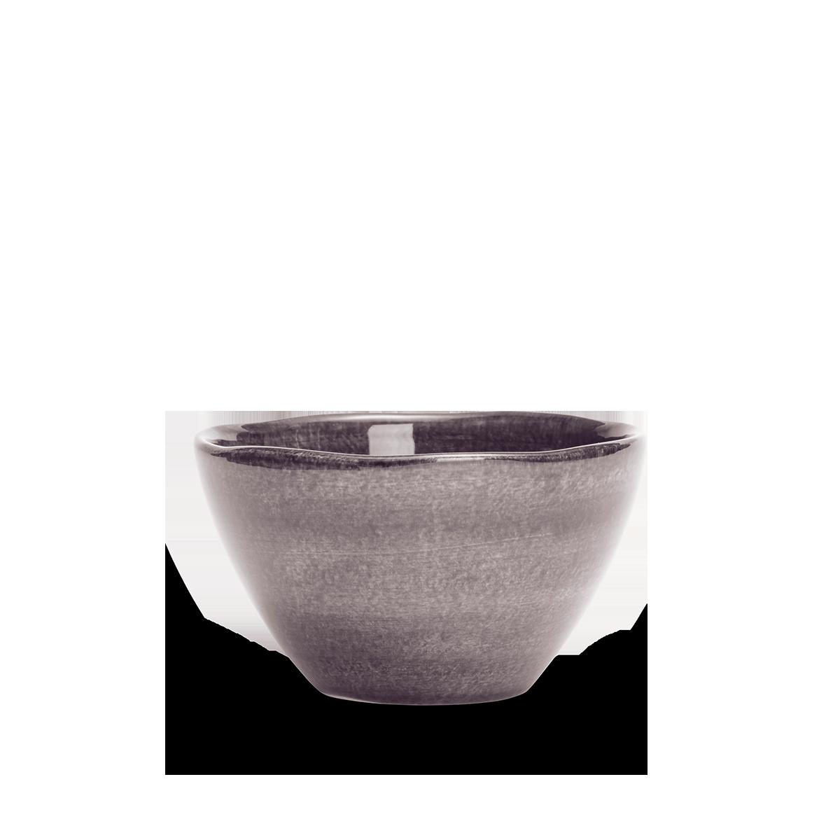 Organic Skål Plommon 12 cm