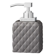 Portia Soap Dispenser Grey/Silver