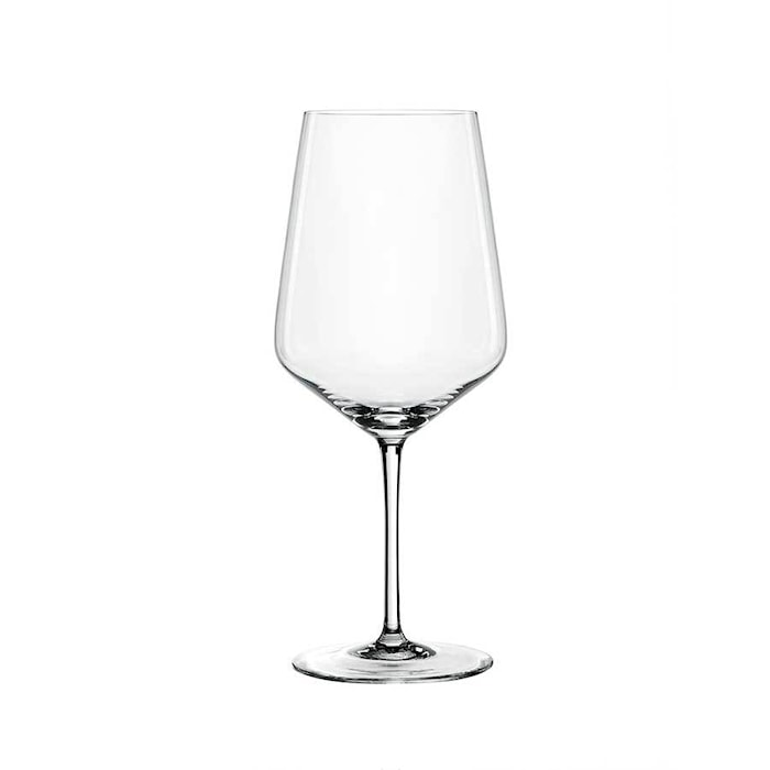 Style Red Wine Glass 4-pack