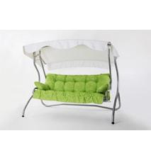 Hammock Monica 3-sits Grønn