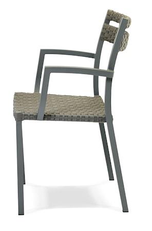 Infinity stol med armstöd